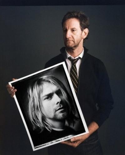 Mark Seliger Kurt Cobain