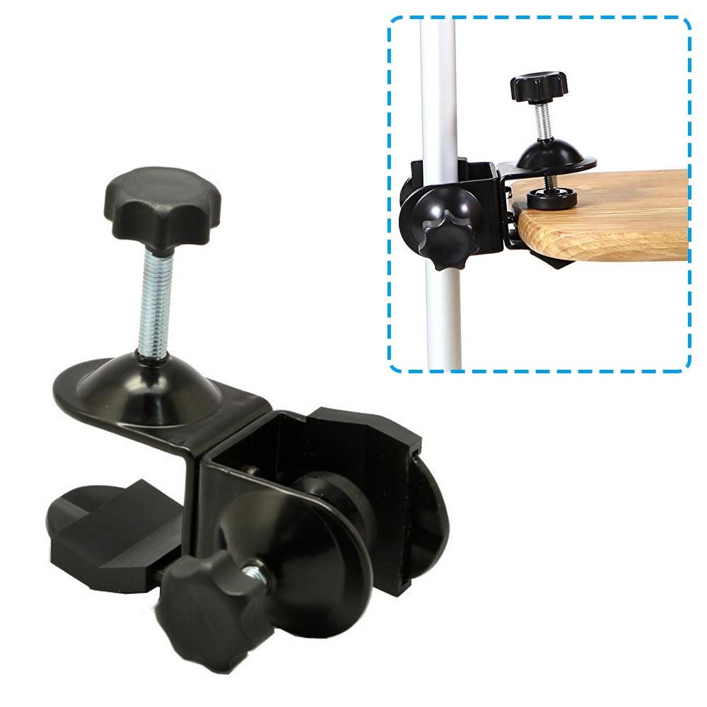 Сверхпрочный металлический двойной u-образный зажим типа C, крепление для фото-и штанга для фотостудии, кронштейн-светильник, штатив