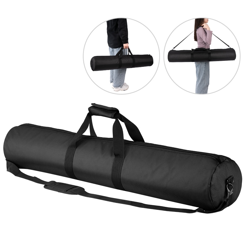 Утолщенный 70-125 см легкий штатив монопод чехол для камеры Портативный монокулярный телескоп сумка для удочки Ткань Оксфорд Фото Сумка