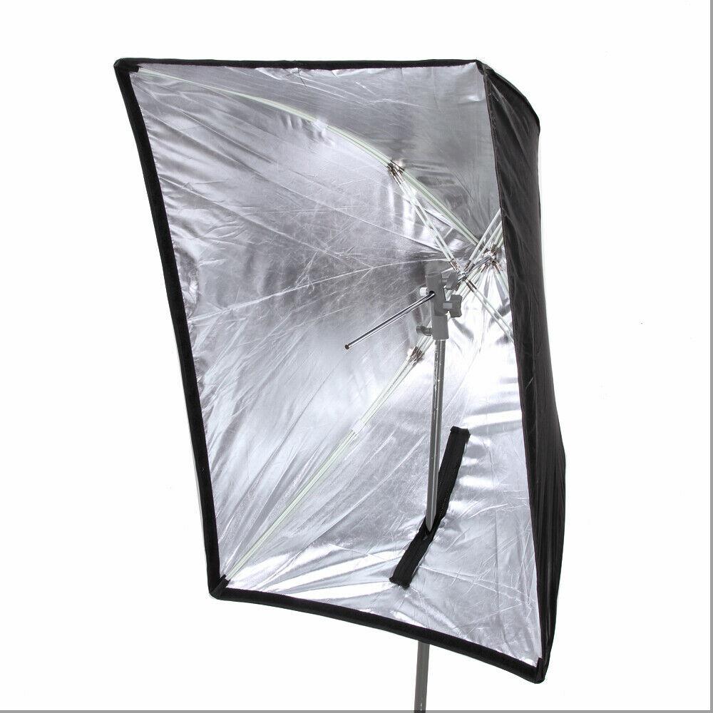 Зонт-Отражатель софтбокс для вспышки, 60x90 см, 24x35 дюймов