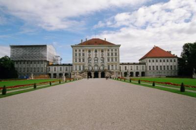 Мюнхен в Баварии Германия