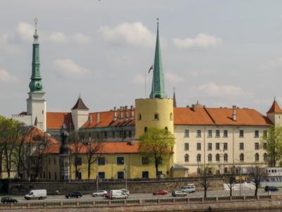 Рига Прибалтика Латвия
