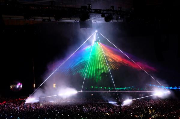 Концерт Roger Waters в Москве 31.08.2018 в Олимпийском.