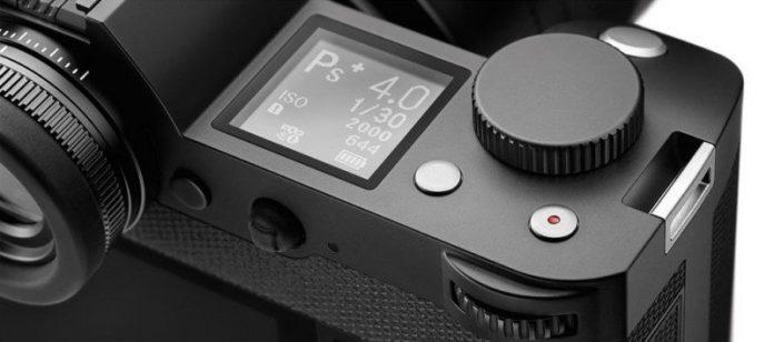 полнокадровая беззеркалка Canon