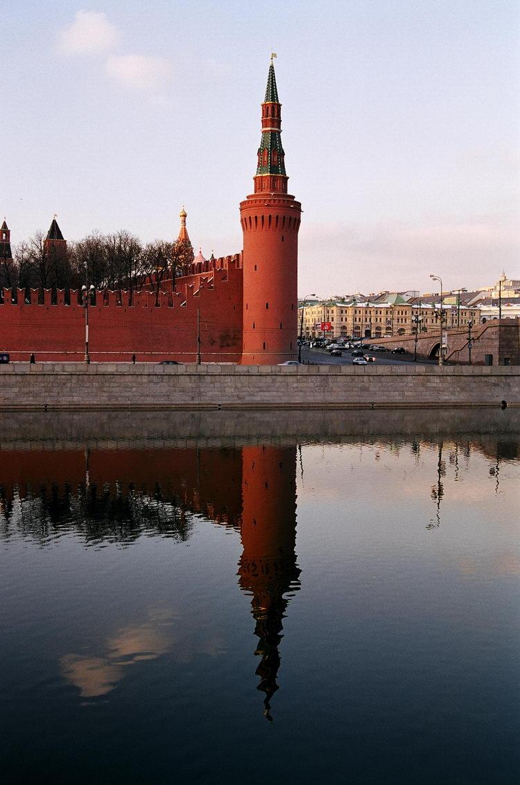 Беклемишевская (Москворецкая) башня Кремля