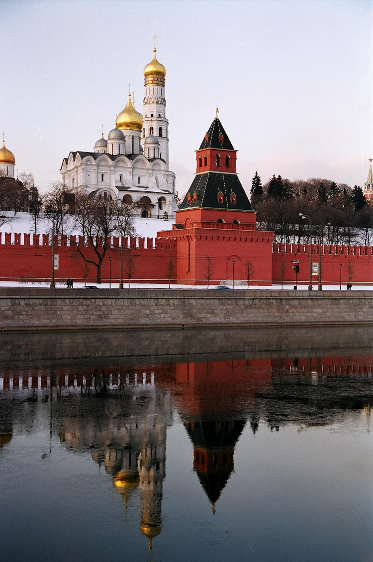 Безымянная башня Кремля