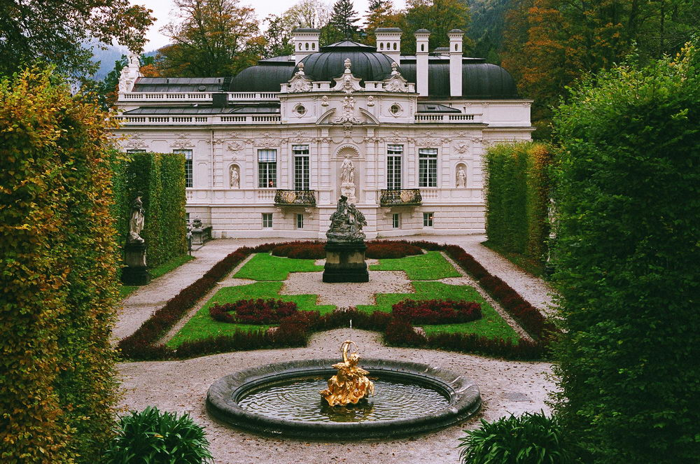 Дворец Линдергоф
