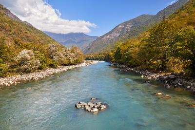 Горная река