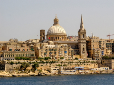 Виды Мальты