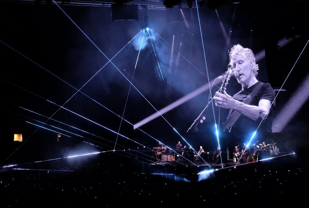 Концерт Roger Waters в Москве 31 августа 2018 год