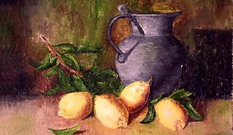 Выставка картин Соны Гарягды
