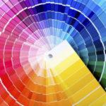Цветные шкалы