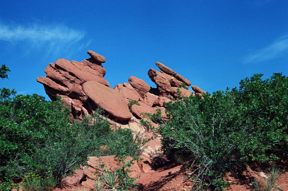 Rocky Mountain - штат Колорадо