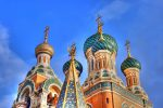Orthodox church, Moscow, Russia