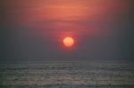 Заход солнца в Паттайе