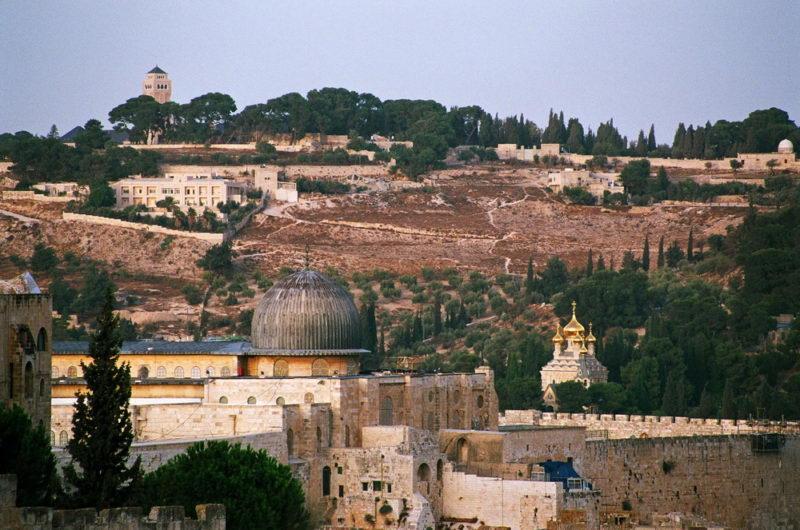 Иерусалим православный храм