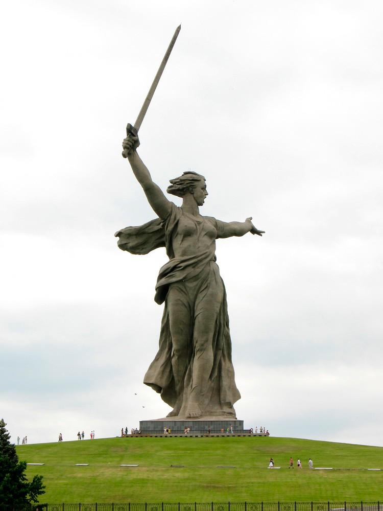 Родина Мать Мамаев Курган - Волгоград