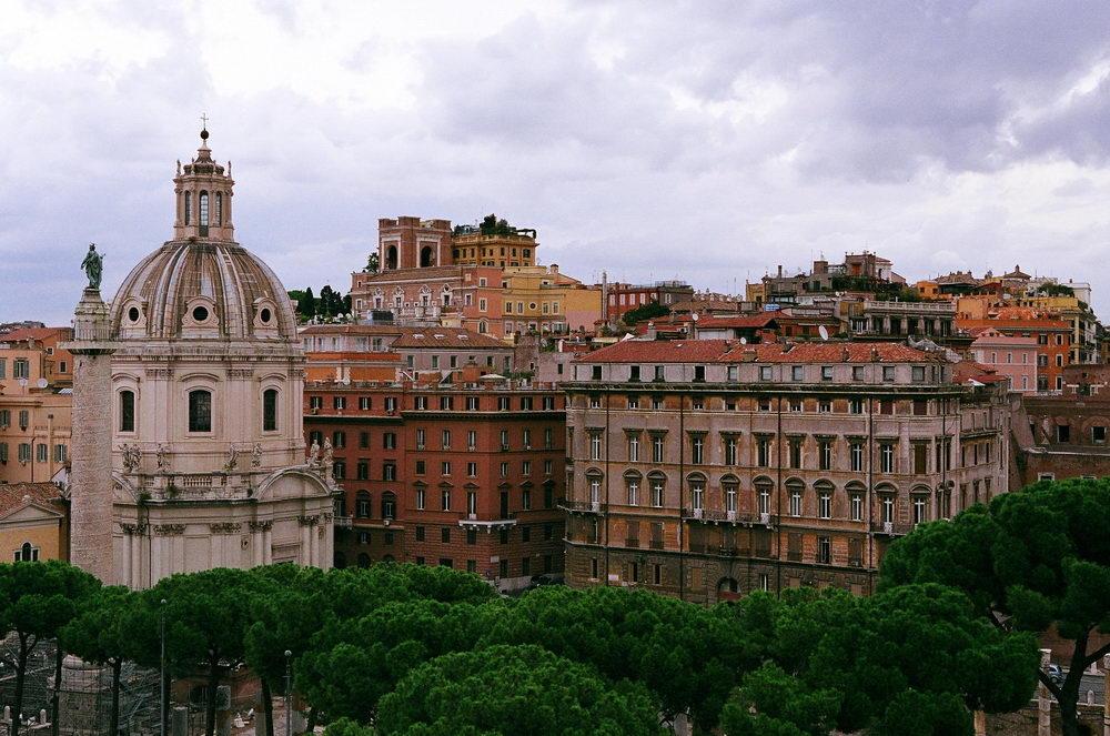 Вид Рима
