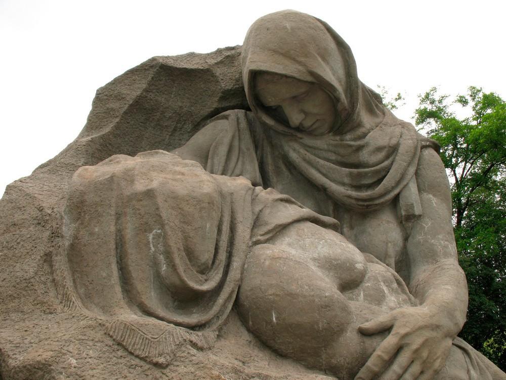 Скорбящая Мать