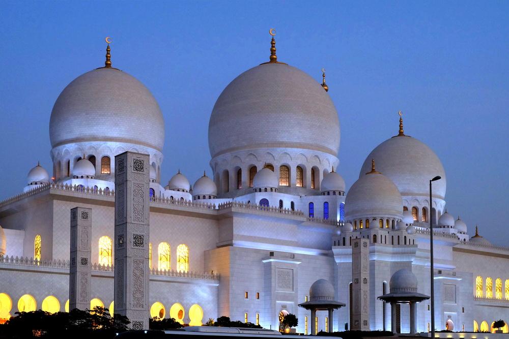 Достопримечательность Абу-Даби
